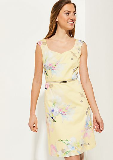 8878de2e9a2d2 Comma dresses – the perfect companion for leisure in 2019 | Dresses |  Fashion, Dresses, Summer dresses