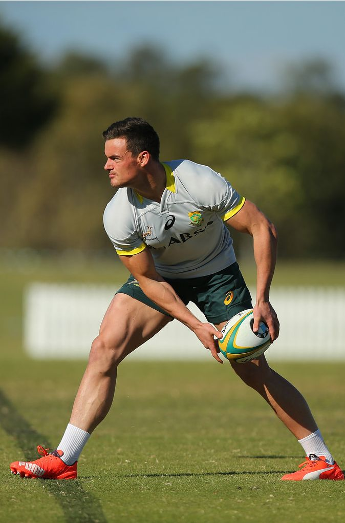 Footy Players Jesse Kriel Of The South Africa Springboks South Africa Rugby Springbok Rugby Rugby Players