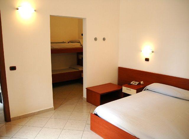 Rooms - Hotel Cirillo in Silvi Marina - Teramo (Abruzzo)