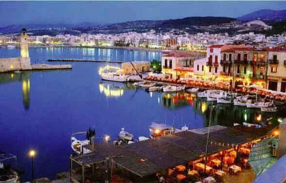 Port of Chania