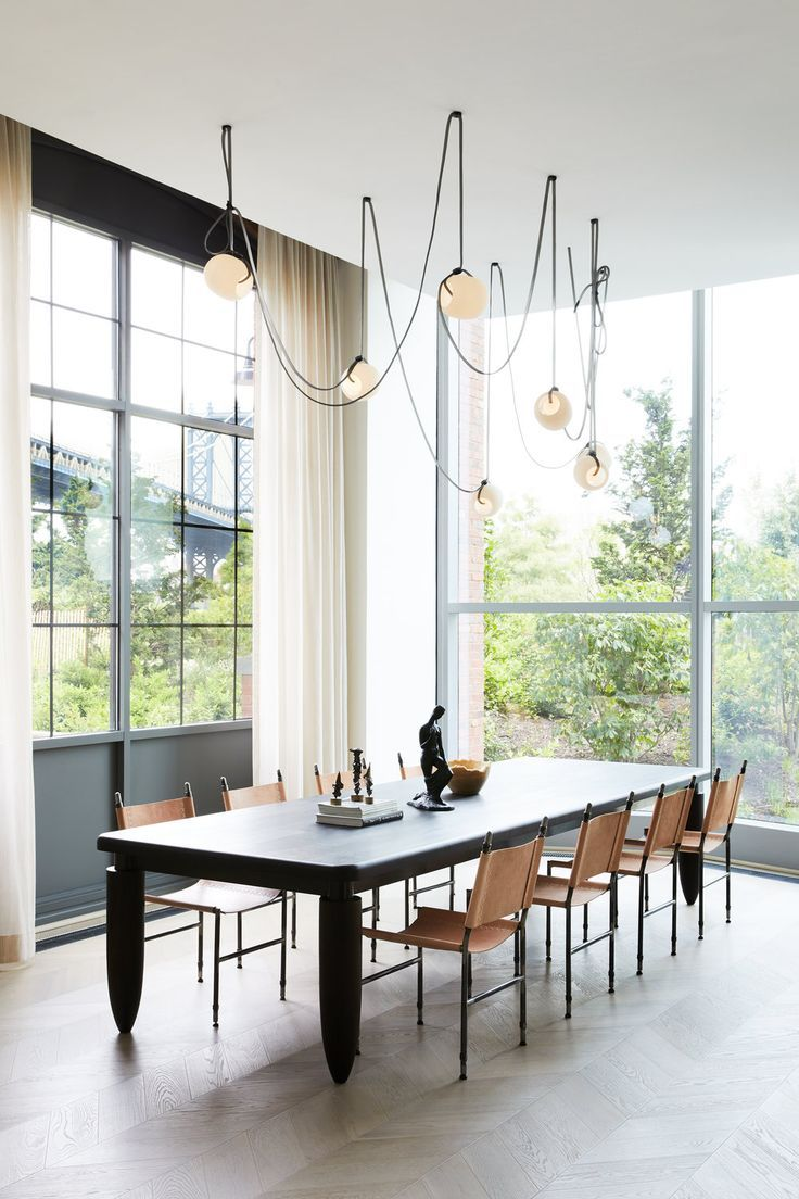 Interiors Nicole Franzen Photography Modern Dining Room Home Decor House Interior