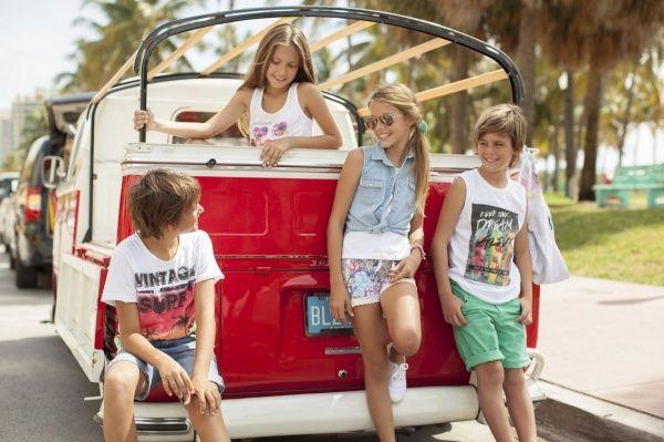Mimo co – moda infantil primavera verano 2016
