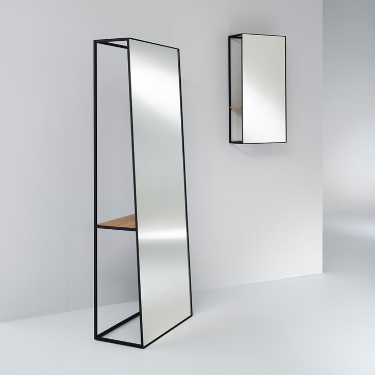 plique Minimalist Monday: Mirrors