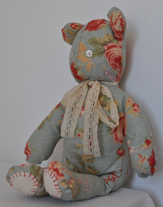 1000 Images About Handmade Teddy Bear On Pinterest