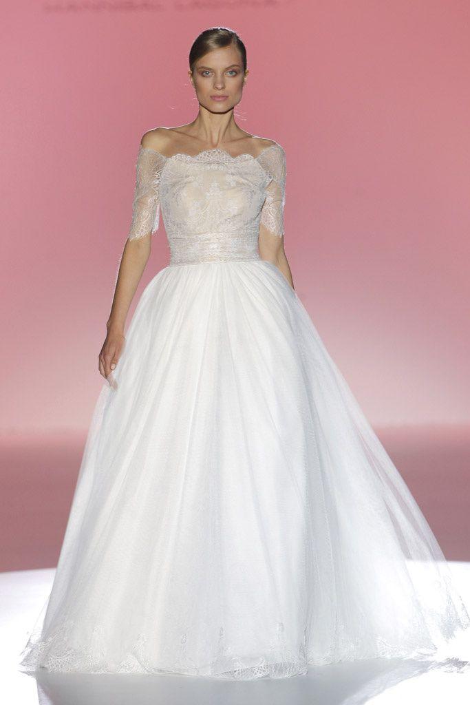 Mejores 82 imágenes de Novias 2015 en Pinterest | Vestidos de novia ...