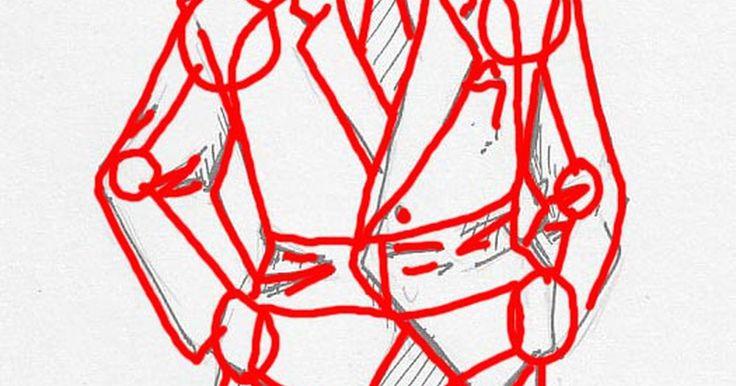 Como desenhar um homem de terno. Qualquer ilustrador irá, eventualmente, precisar desenhar um homem de terno. Até mesmo quadrinistas desenham uma grande quantidade de homens assim. Chefes, empresários, mafiosos, vilões ou heróis ricos podem ser desenhados usando terno. Aprender a desenhar figuras humanas é um grande acréscimo ao seu arsenal de desenhos. Assim que você dominar ...