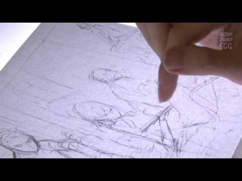 ULTRADRAWING Miwa Shirow #01.flv