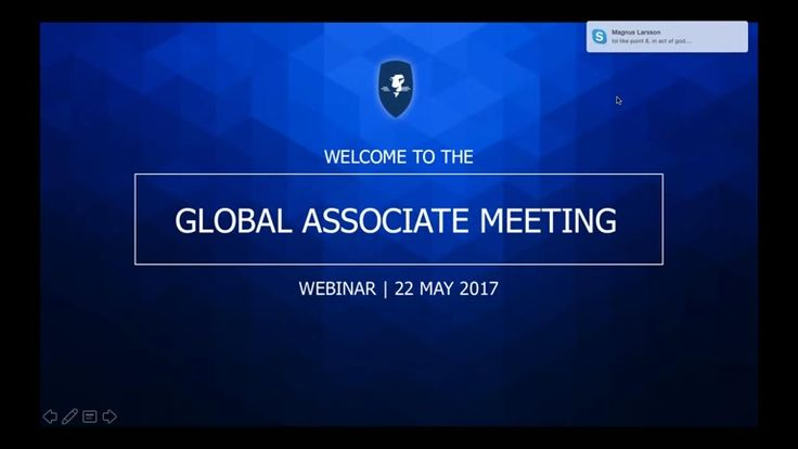 Recording of LEO Global Associate Meeting 22 May 2017 - Dan Andersson started by recognising a new Marketing Director, revealed the latest qualifiers for the 1st LEO Holiday & 6th Annual Global Conference, and gave a quick update on LEO Banking. #eLearning #digitalcurrency #crowdfunding #prosperwithLEO