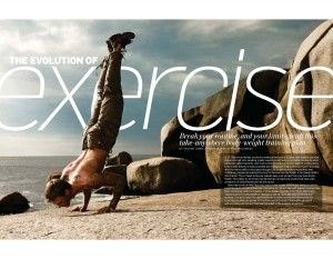 Bodyweight Exercise Routines from Basic to Advanced |