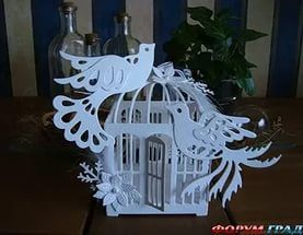 Бумаги Клетка Для Птиц недорого и другие китайские товары Для дома и сада, ...