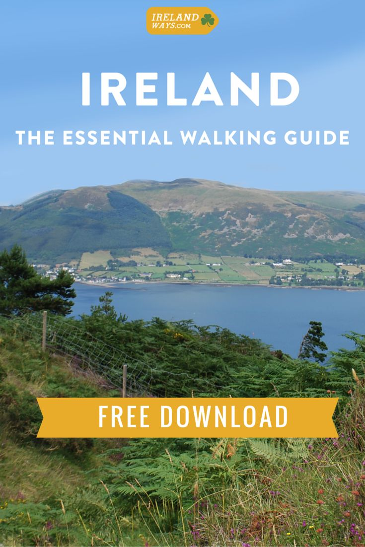 We have designed a free eBook that will give all walking enthusiasts a taste of the stunning long distance walking routes that Ireland has to offer! http://bit.ly/298zChj