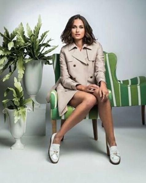 Luxury Comfort this Summer in Stuart Weitzman #shoes #womenswear