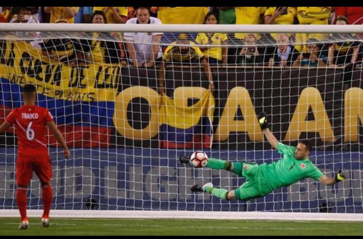 David Ospina! genial.
