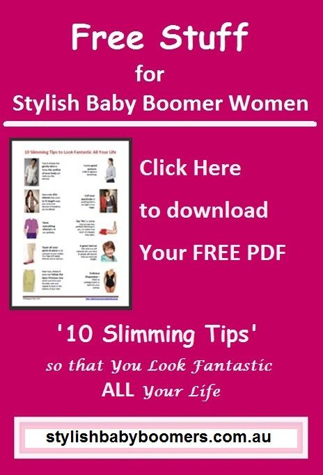 30 Best Slimming Fashion Tips For Baby Boomers Images On