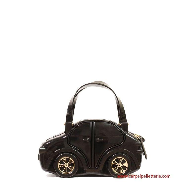 #dontcallmemacchinina...Braccialini per .Carina Bag colore nero; disponibile ORA su www.carpelshop.com...<3!