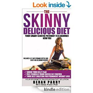 It's the book your body's been waiting for. To live longer. To live better. To Look Your Best!  Do you suffer from weight issues? Have you had enough of all those fashion diets and eating fads that just don't deliver permanent weight loss? Are you finally ready to get in shape by giving your body what it really needs? Welcome to the Skinny Delicious Revolution.  No more starvation diets.