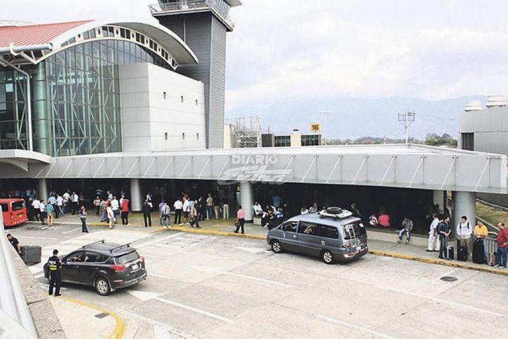 Este es el estado de aeropuertos por tormenta - Diario Extra Costa Rica