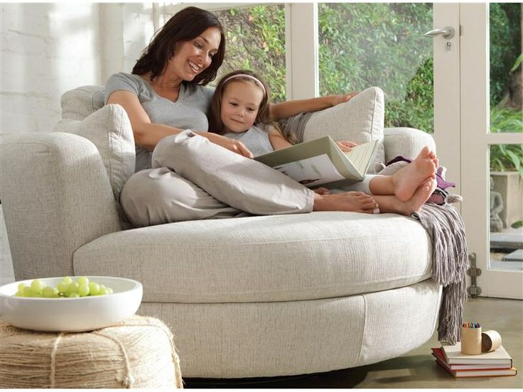 Awesome Snuggle Chair From Plush Com Au Couches And