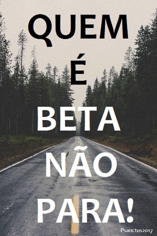 """""BETA É BETA REPIN"""""