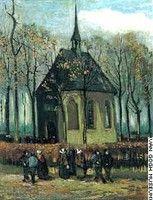 FBI — Congregation Leaving the Reformed Church in Nuenen stolen