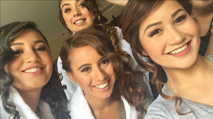 Werribee mansion. Bride. Bridesmaids. Family. Friends.
