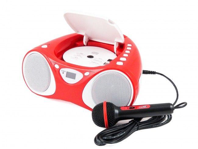 Sing-along-boombox van The Voice Kids! - Karaoke systemen - 123platenspeler.nl