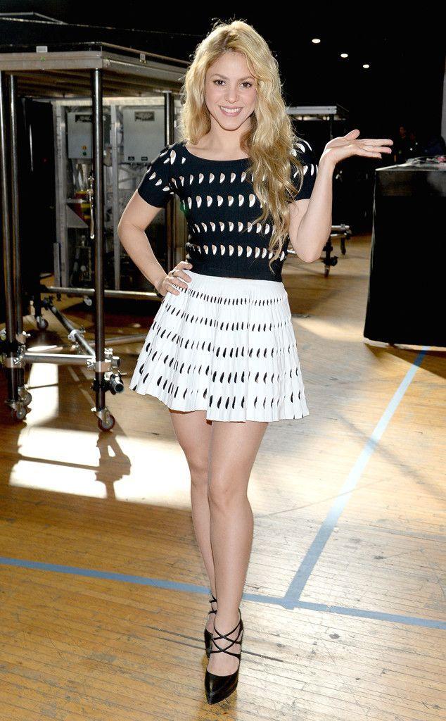 Best 25 Shakira Outfits Ideas On Pinterest Shakira
