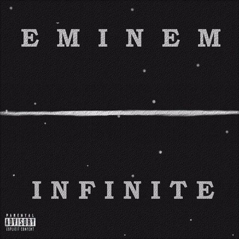 Eminem Infinite Vinyl LP