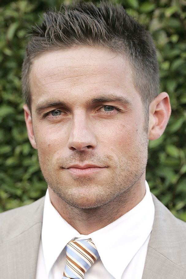 Dylan Bruce from Love's Christmas Journey