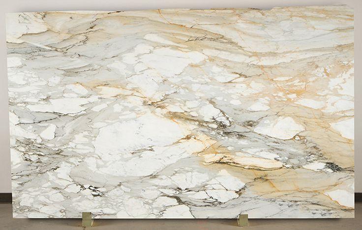 Walker Zanger Marble Slab Calacata Gold 2 Cm Polished