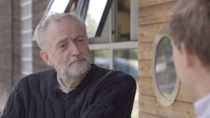 Let's do hope not despair | Owen Jones meets Jeremy Corbyn