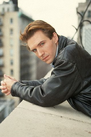 Ralph Fiennes.. Lord Voldemort never look so hot..