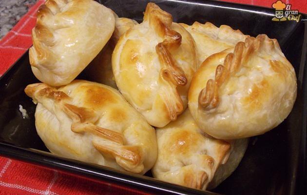Exquisitas empanadas de choclo - El Gran Chef