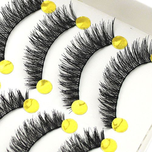 Now available @Hawtinhair.com Popular 10 Pairs ...  Check it out   http://hawtinhair.com/products/popular-10-pairs-handmade-long-thick-cross-false-eyelashes-makeup-eye-lashes-extension?utm_campaign=social_autopilot&utm_source=pin&utm_medium=pin