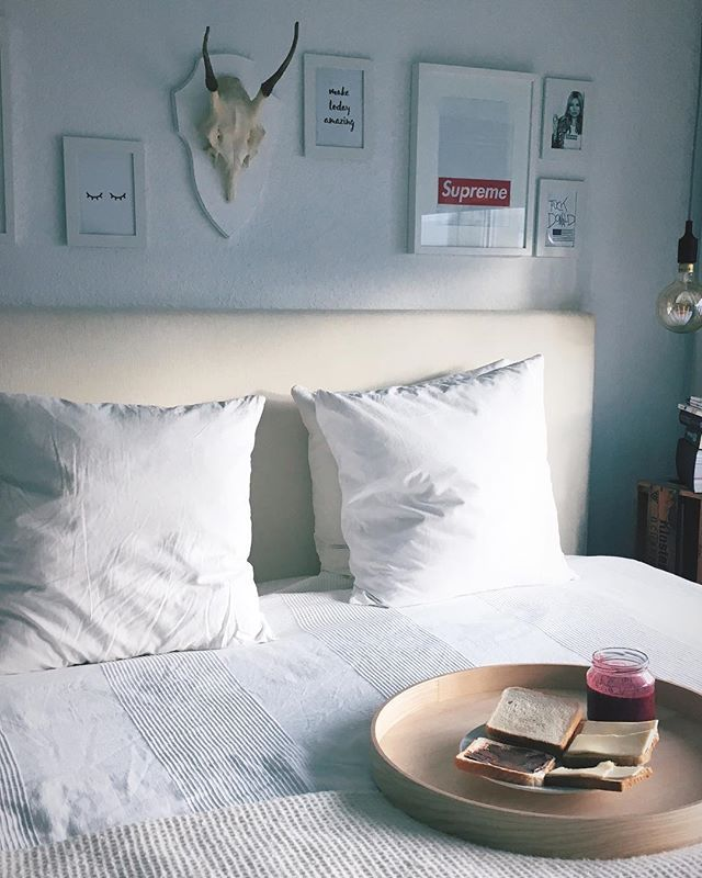 #goodmorning #morning #homedecor #home #decor #design #homedesign #homesweethome #fuckdonald #supreme #boxspringbett #picoftheday #follow #interior123 #interiordesign #quadratmeter #minimalismus #life #ikea #germany #würzburg #happy #weekend #bedroom #bedroomdesign #california #breakfast #breakfasttime #smoothie #redsmoothie - Architecture and Home Decor - Bedroom - Bathroom - Kitchen And Living Room Interior Design Decorating Ideas - #architecture #design #interiordesign #diy #homedesign…