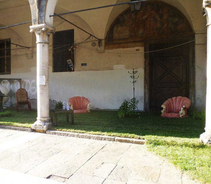 """Allestimento """"Il Giardino Incantato dove Crescono le IDee"""", in concomitanza con l'esposizione di Oggetti Innovativi e Collezioni Made in Italy di Design Multidisciplinare firmati InfinitoDesign. http://www.infinitodesign.it/2013/06/28/anteprima-nazionale-di-tuomadeinitaly/"""