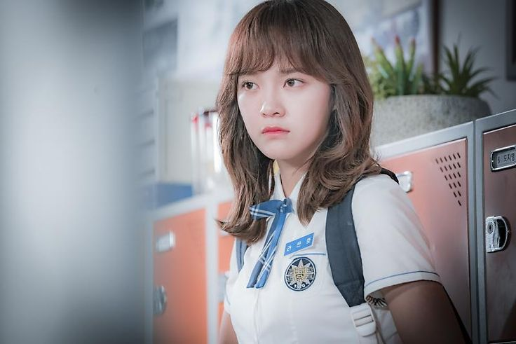 [PICS] 170814 Sejeong for 'School 2017' stills. Next episode releases today.  #아이오아이 #IOI #김세정 #Sejeong