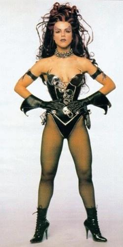 Spice Leather: Batman Forever, Spices Costumes, Spices Leather, Movie Makeup, Dc Comic, Debbie Mazar, Forever Galleries, Dc Movie, Debi Mazar