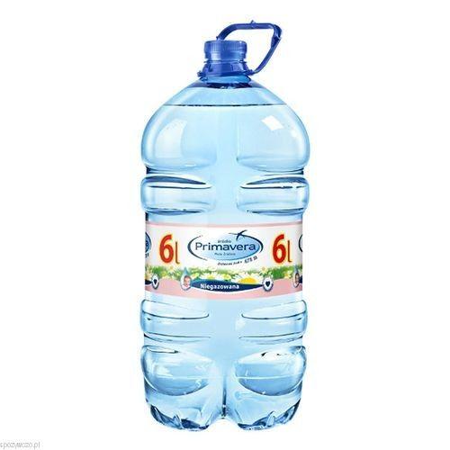 PRIMAVERA Woda 6L | spozywczo.pl 6 litrowa woda do kupienia w naszym sklepie internetowym na: http://www.spozywczo.pl/hurtownia-wody
