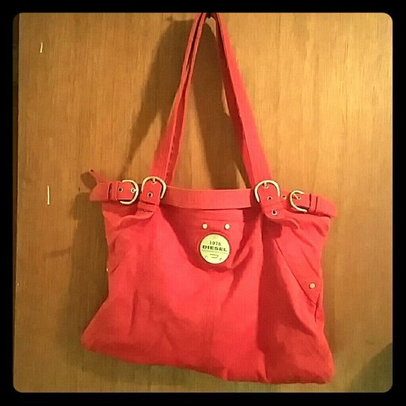 Image result for diesel canvas bag 1978