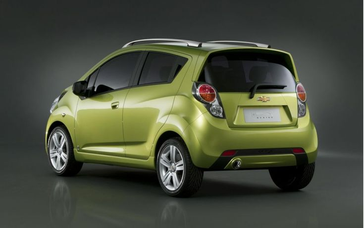 """Chevy is going to release an all-electric plug in car called the """"Spark"""" car to America."""
