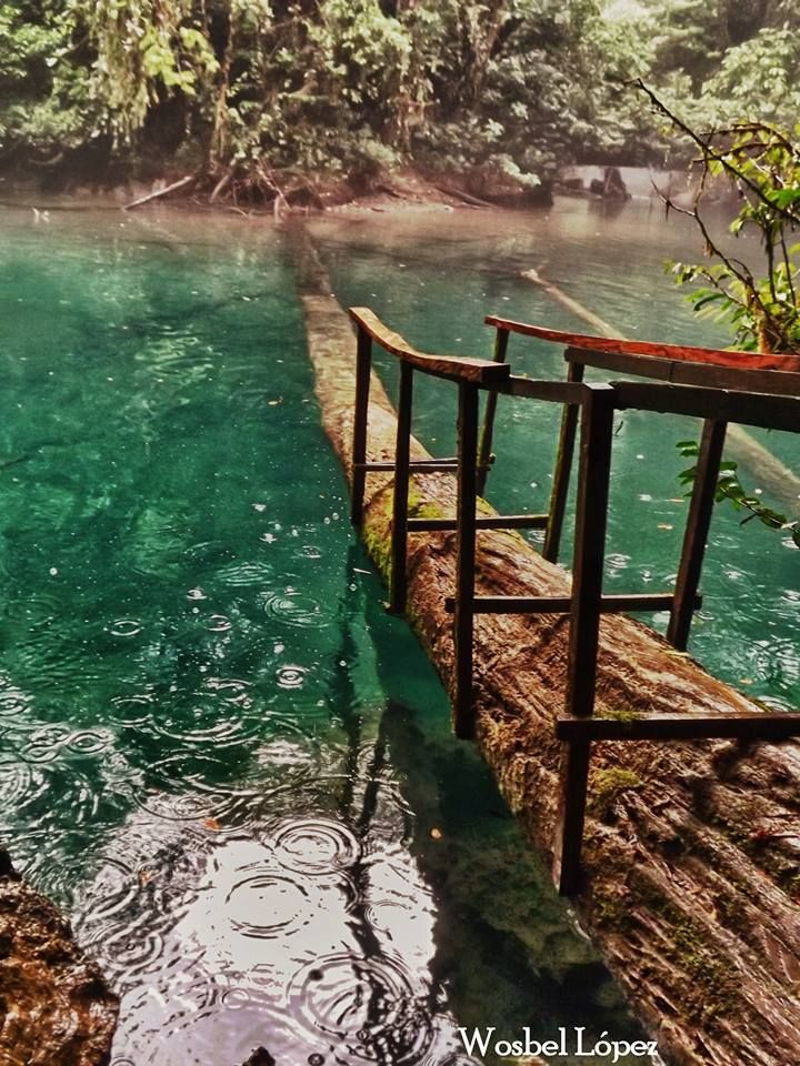Parque Ecologico Hun Nal Ye que el Rio Dolores atraviesa, Coban, Alta Verapaz / Guatemala | suchitoto.tours@gmail.com