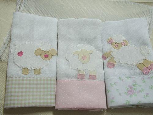 Babinhas - ovelhinhas
