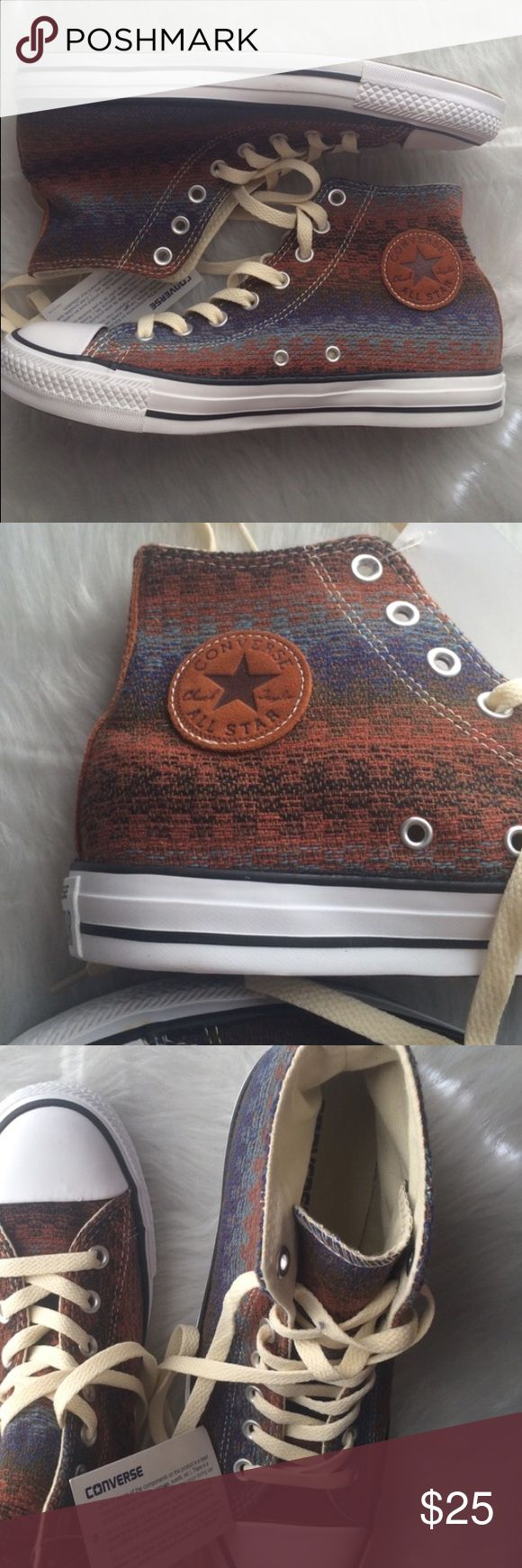🎉HUGE SALE Converse women's shoes Chuck Taylor's Brand new without box. Size 10 women's Converse Shoes Sneakers