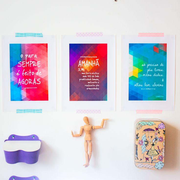 Mundo de ideias HP - e 3 posters gratis!