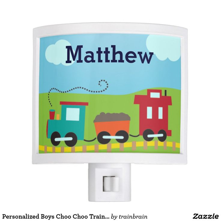 16 best personalized bibs for baby girls images on pinterest personalized boys choo choo train night light custom giftsnight lightsbaby negle Gallery