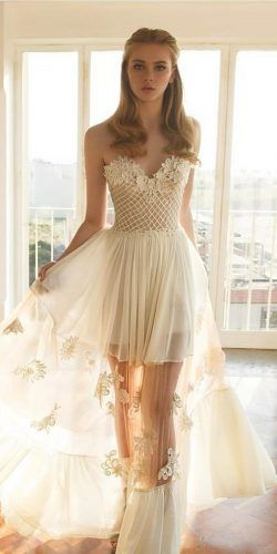 High fashion, elegant wedding dresses to die for! Which one is your favourite? #…