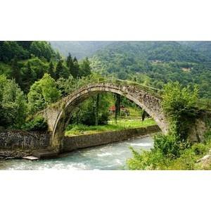Ayder Plato Rize Turkey #bridges #turkey #ayder