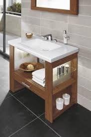 17 bästa idéer om waschtischunterschrank holz på pinterest, Moderne