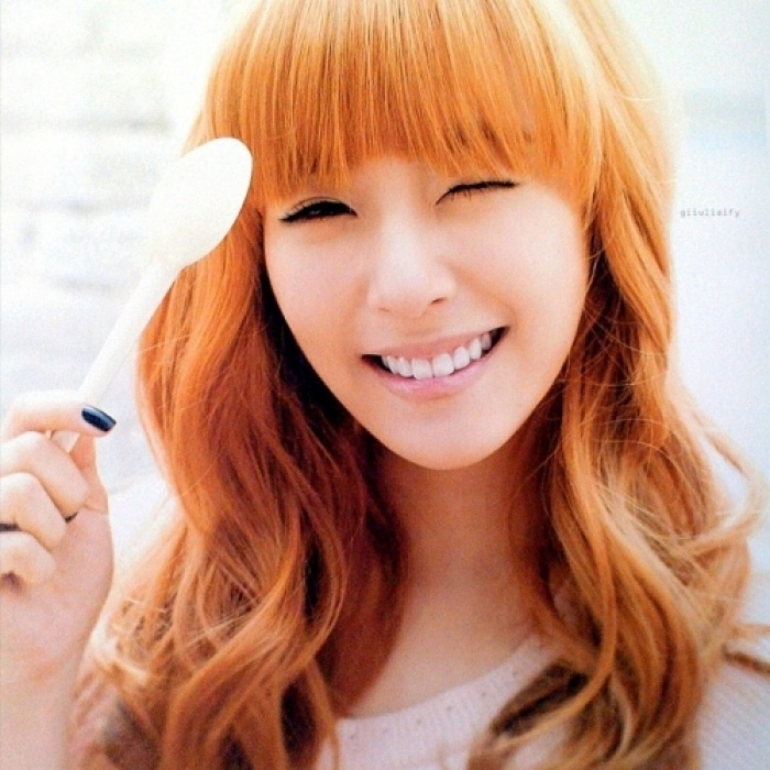 more natural orange hair color cute hair pinterest